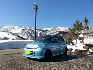 雪山エッセ