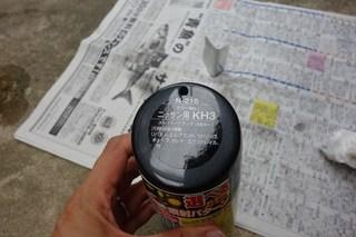 缶スプレー