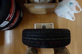 [IMG]タイヤ重量