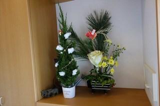 [IMG]ツリーと正月