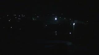 DCR-DVD403 夜景