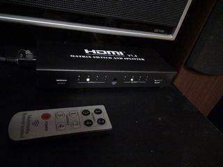 HDMI セレクター